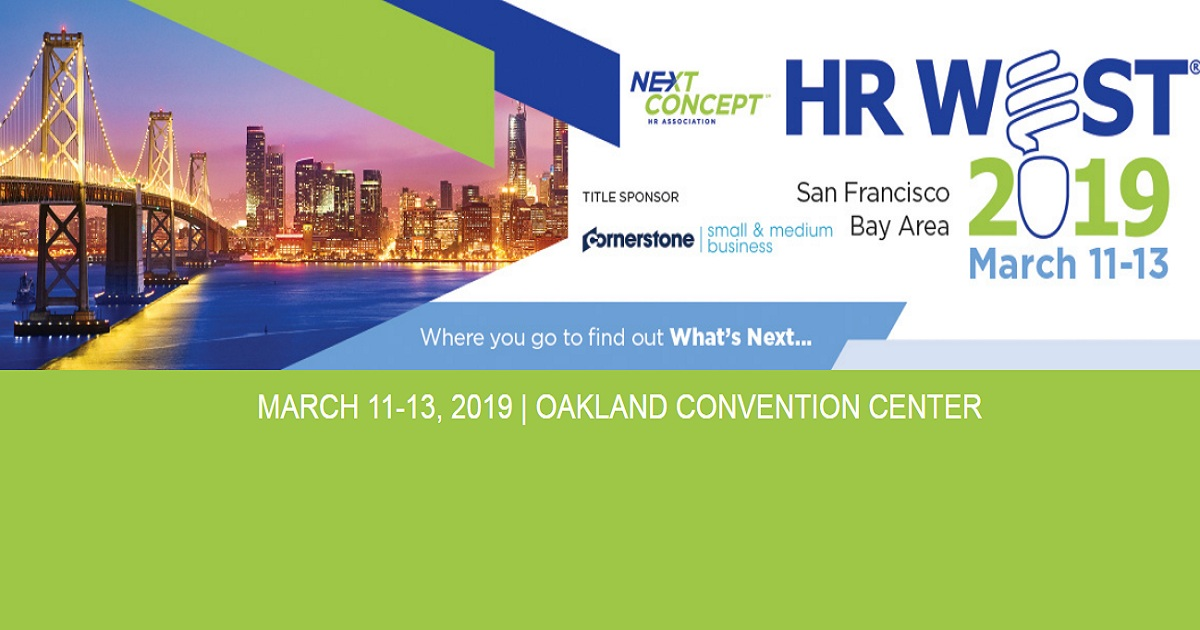 HR West 2019 Conference