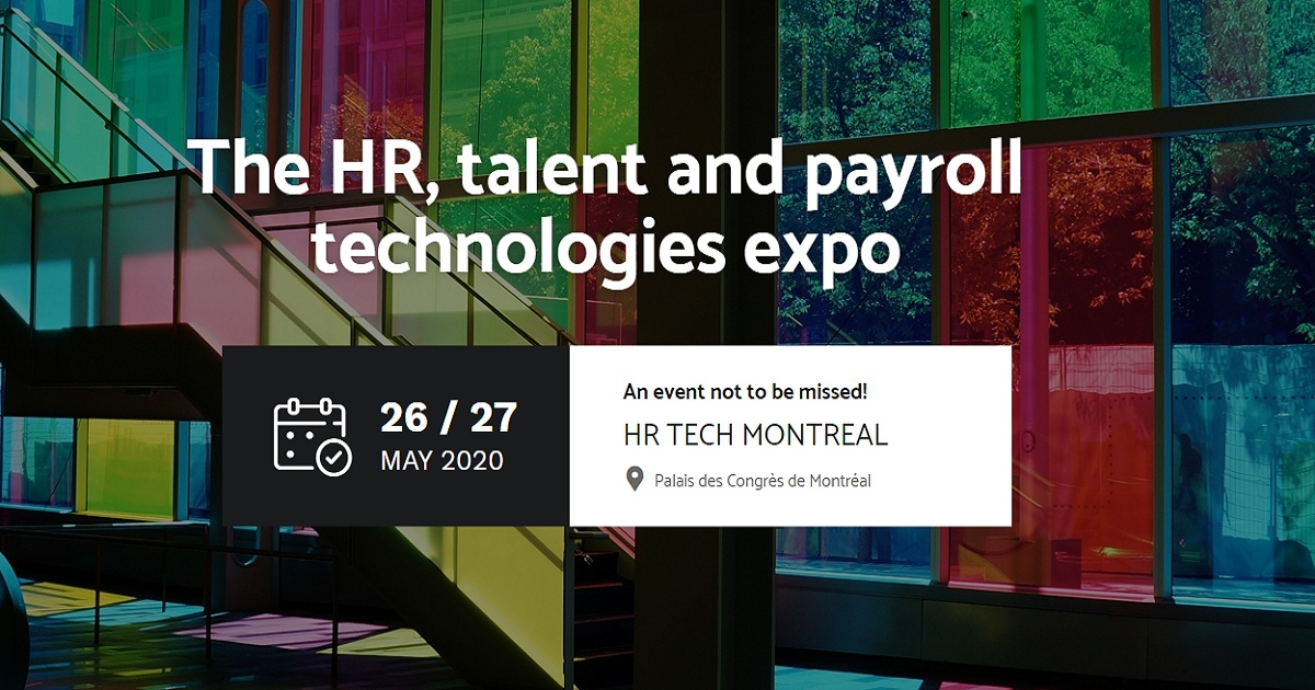 The HR, talent and payroll technologies expo