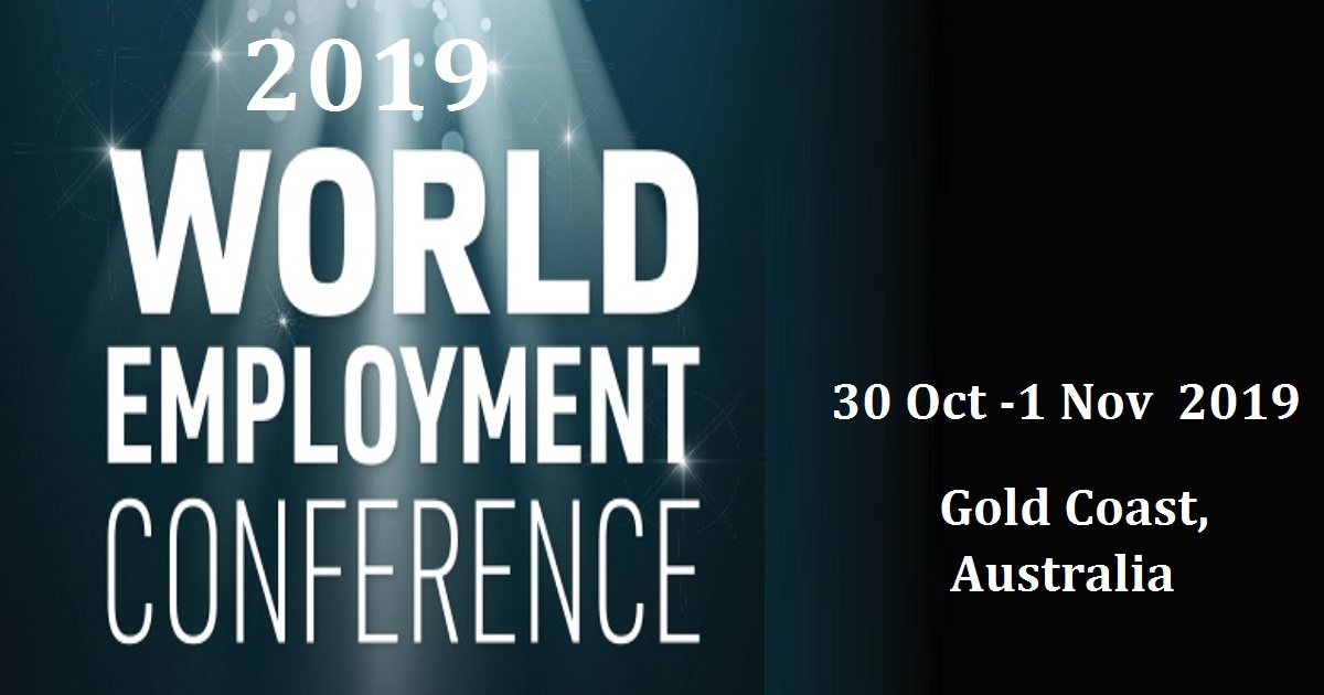 The 2019 World Employment Conference