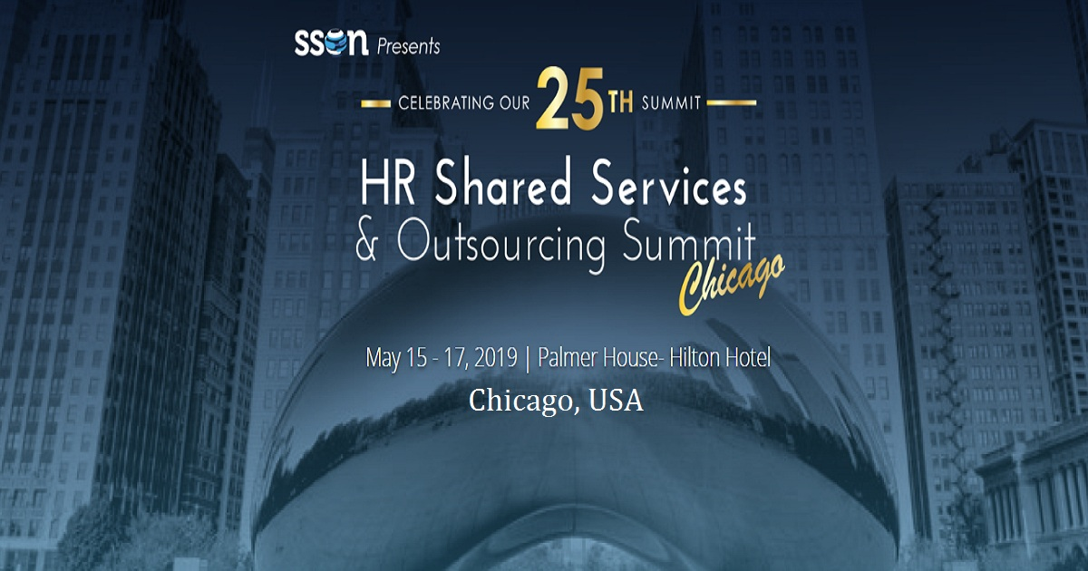 25th HR Shared Services and Outsourcing Summit