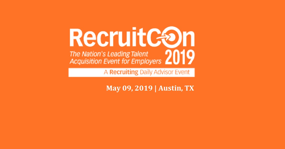 The Nation's Leading Talent Acquisition Conference