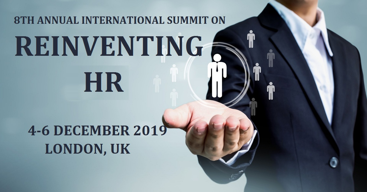 8TH ANNUAL INTERNATIONAL SUMMIT ON REINVENTING HR