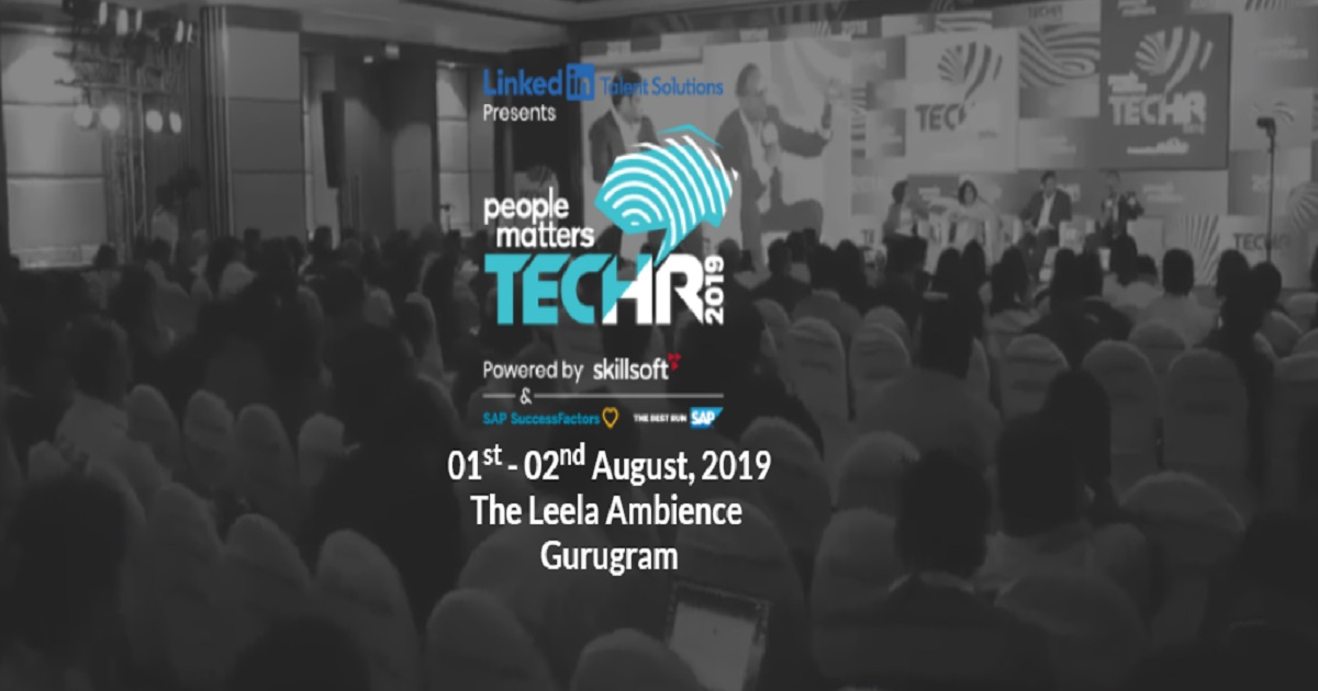Tech HR 2019 | August 01-02, 2019 | Gurugram, India