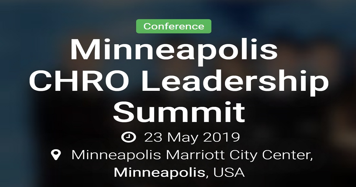 Minneapolis CHRO Leadership Summit