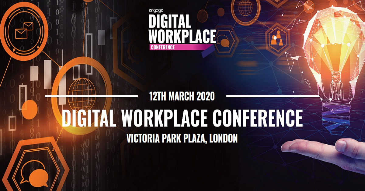 DIGITAL WORKPLACE CONFERENCE 2020