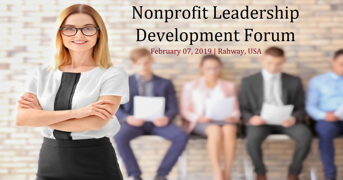 Nonprofit Leadership Development Forum