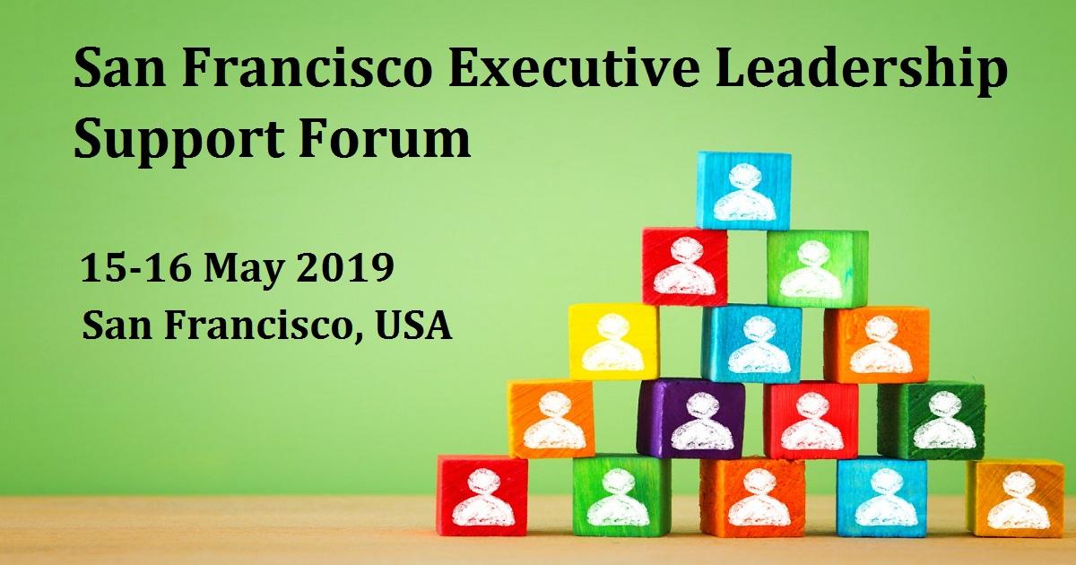 San Francisco Executive Leadership Support Forum