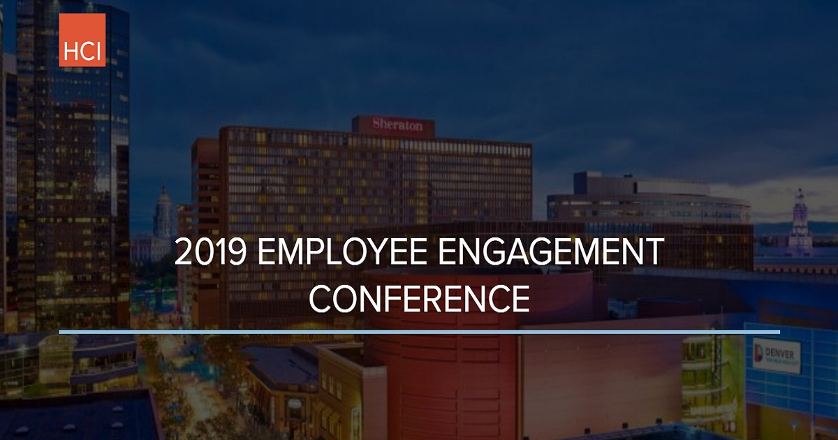 2019 Employee Engagement Conference