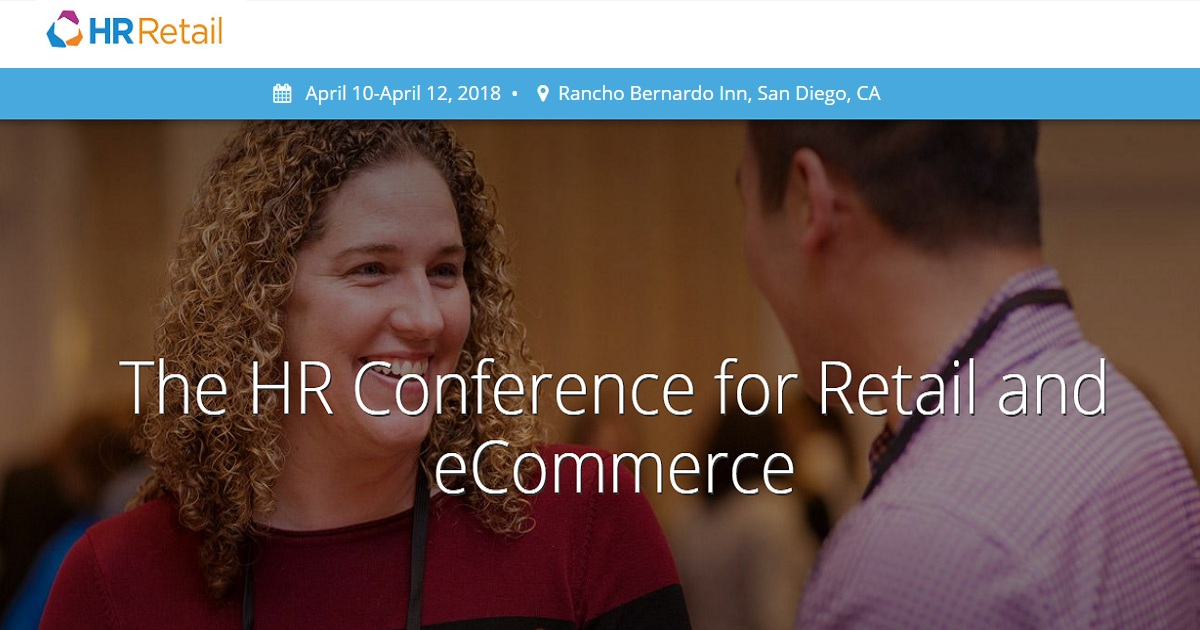 The HR Conference for Retail and eCommerce
