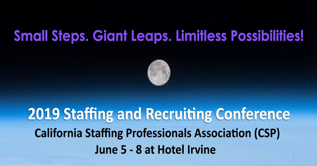 2019 Staffing & Recruiting Conference