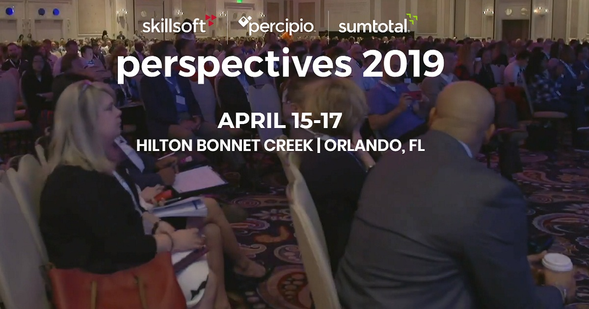 Skillsoft Perspectives 2019