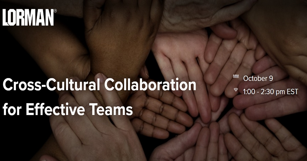 Cross-Cultural Collaboration for Effective Teams