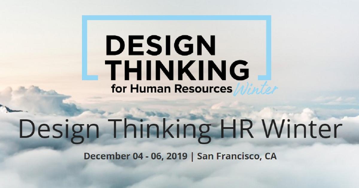 Design Thinking HR Winter