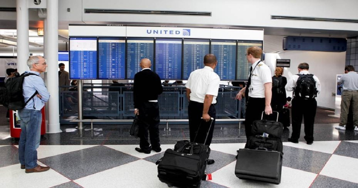 United Airlines fires staff who sold employee travel privileges