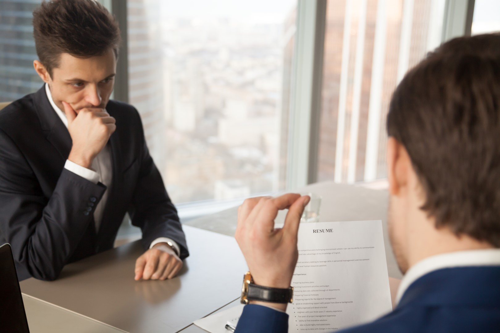 1 in 5 HR managers have asked illegal interview questions