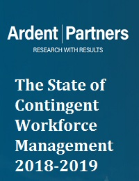 THE STATE OF CONTINGENT WORKFORCE MANAGEMENT 2018-2019