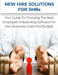 NEW HIRE SOLUTIONS FOR SMBS