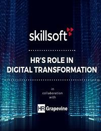 HR'S ROLE IN DIGITAL TRANSFORMATION